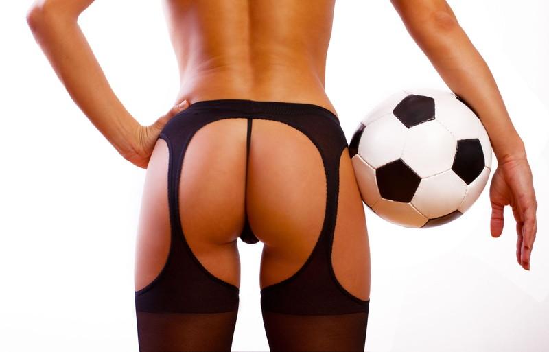 サッカーボール 女性