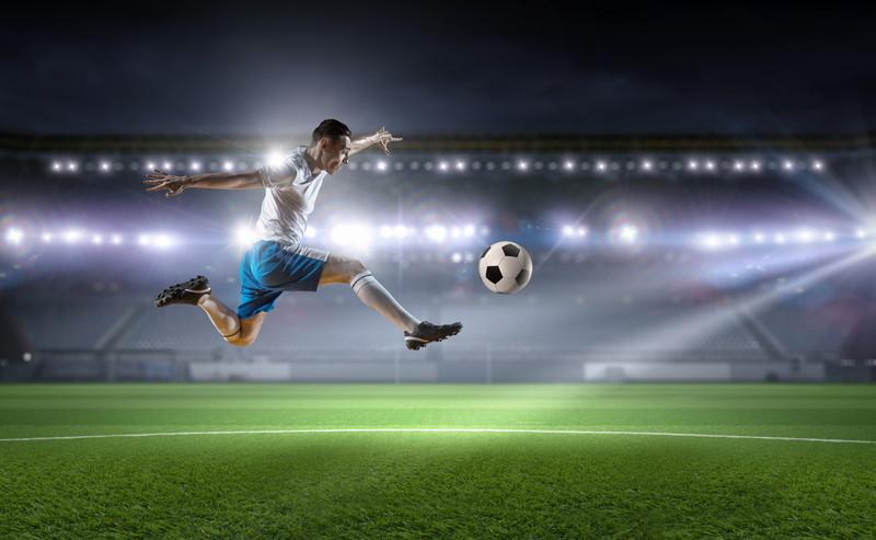 サッカープレイヤー